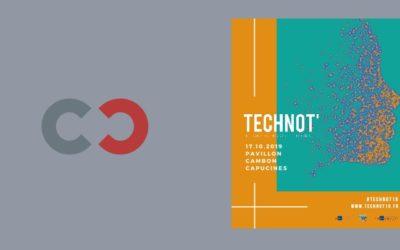 ContractChain au TECHNOT 19, en vidéo