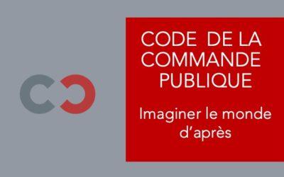 Commande publique – Imaginer le monde d'après
