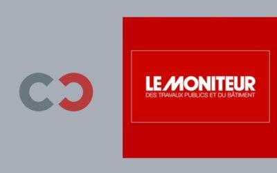 Paru dans LE MONITEUR : ContractChain présente ses ambitions et sa stratégie pour les prochaines années.